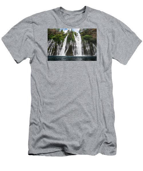 Full Frontal View Men's T-Shirt (Slim Fit) by Greg Nyquist
