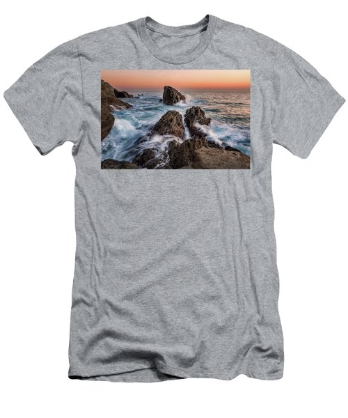 Fury Of The Sea Men's T-Shirt (Athletic Fit)
