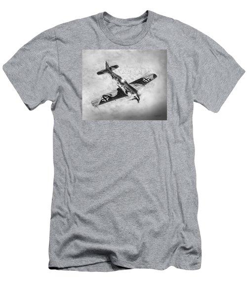 Fw-109a Men's T-Shirt (Slim Fit) by Douglas Castleman