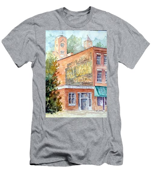 Galena 9 21 15 Men's T-Shirt (Athletic Fit)