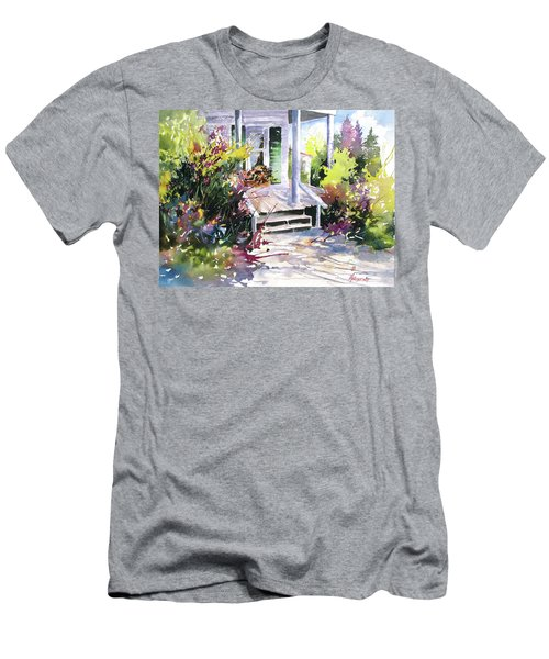 Galveston Welcome Men's T-Shirt (Athletic Fit)