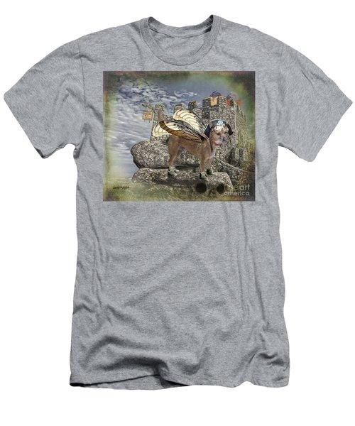 Game Of Bones Men's T-Shirt (Athletic Fit)