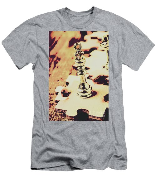 Games And Puzzles Men's T-Shirt (Athletic Fit)