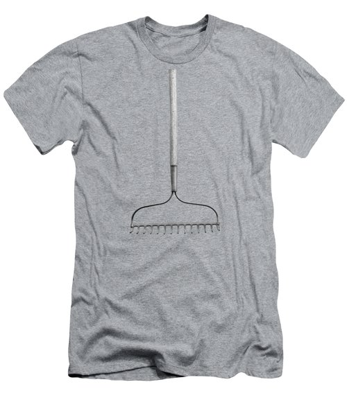 Garden Rake Up Men's T-Shirt (Athletic Fit)