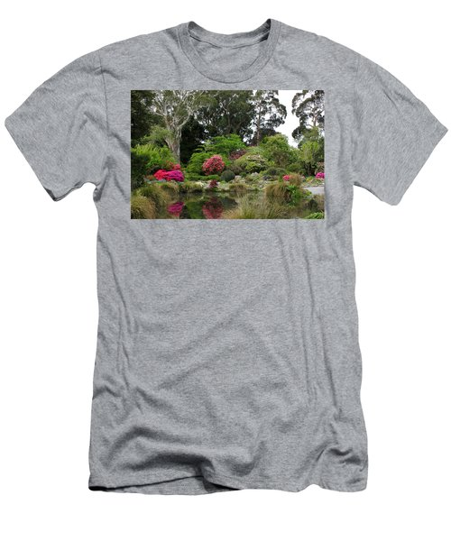Garden Reflection Men's T-Shirt (Athletic Fit)