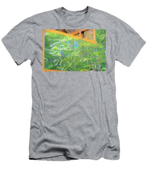 Garden Reflections Men's T-Shirt (Athletic Fit)