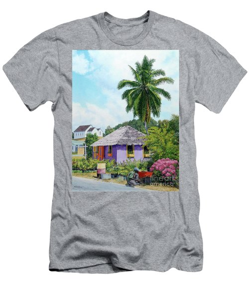 Gardener Hut Men's T-Shirt (Athletic Fit)