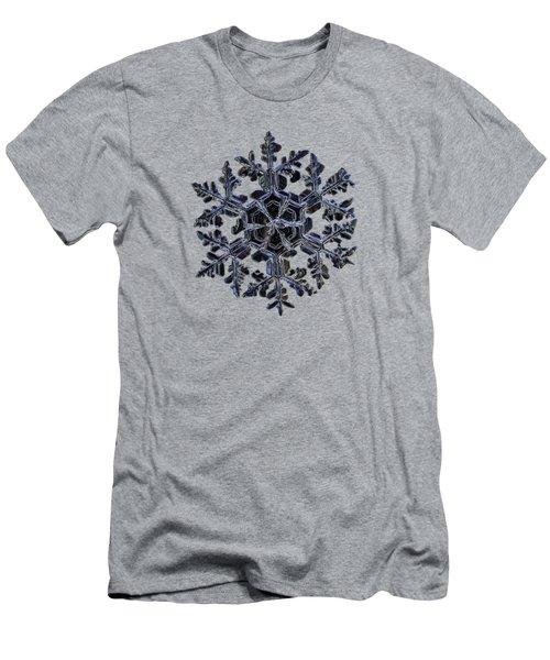Gardener's Dream, Dark On Black Version Men's T-Shirt (Athletic Fit)