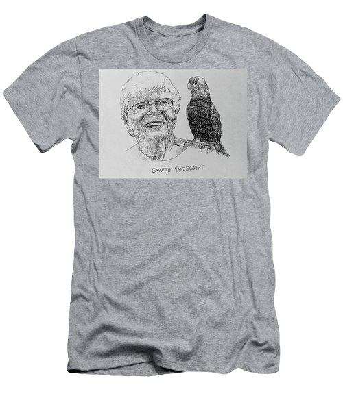 Gareth Vandegrift Men's T-Shirt (Athletic Fit)