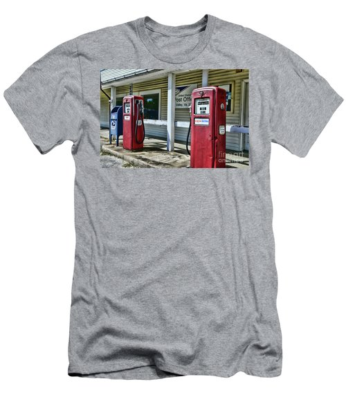 Gas And Mail 1 Men's T-Shirt (Slim Fit) by Paul Ward