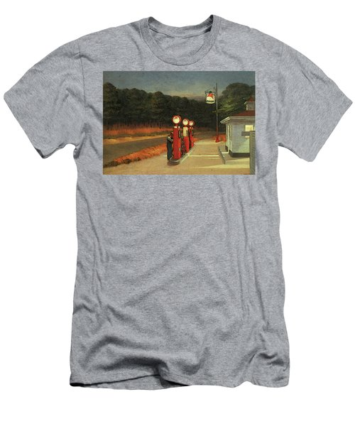 Gas  Men's T-Shirt (Athletic Fit)