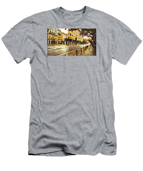 Gastown Men's T-Shirt (Athletic Fit)