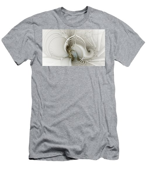 Gateway To Heaven-fractal Art Men's T-Shirt (Athletic Fit)
