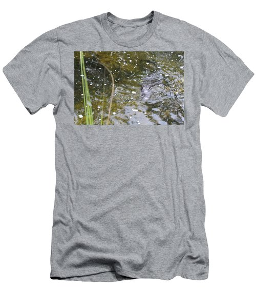 Gator Coming Men's T-Shirt (Athletic Fit)