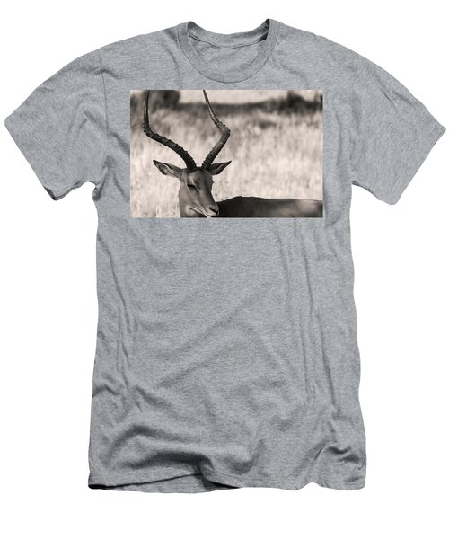 Gazella Men's T-Shirt (Athletic Fit)