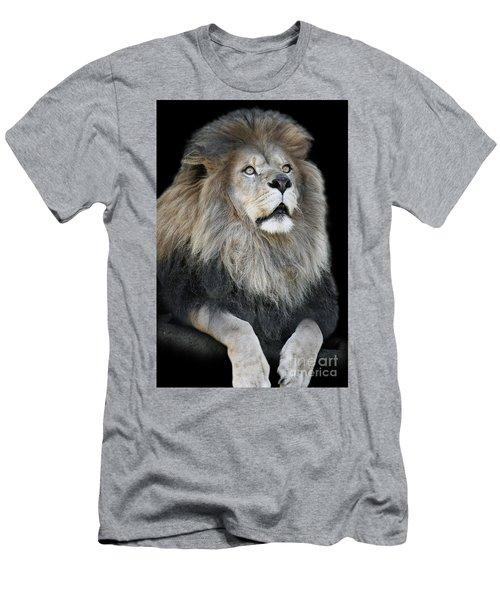Gazing V2 Men's T-Shirt (Athletic Fit)