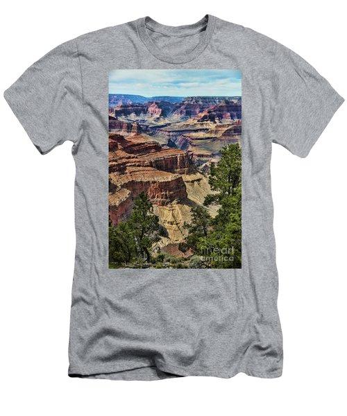 Gc 32 Men's T-Shirt (Slim Fit) by Chuck Kuhn