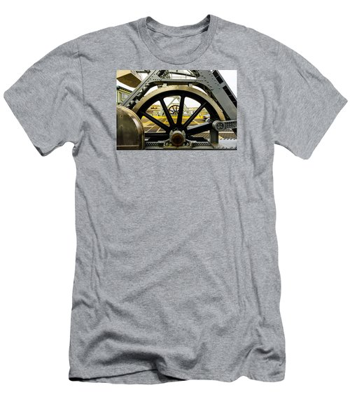 Gears Work Men's T-Shirt (Athletic Fit)