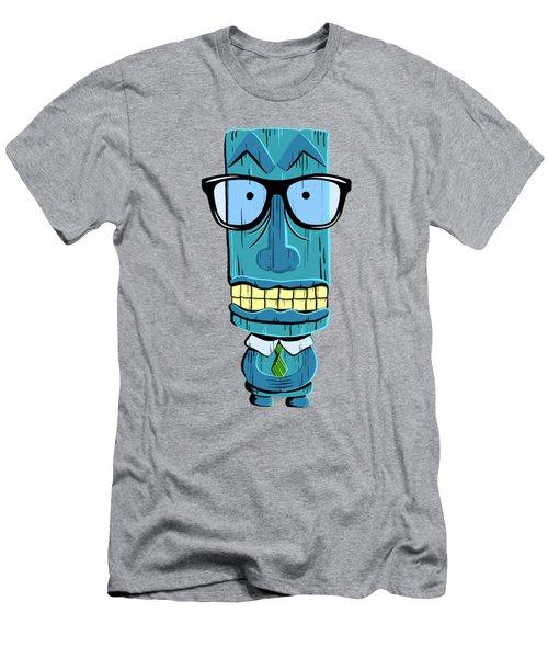 Geeky Tiki Men's T-Shirt (Athletic Fit)