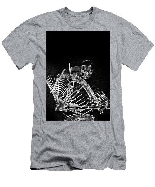 Gene Krupa Men's T-Shirt (Athletic Fit)