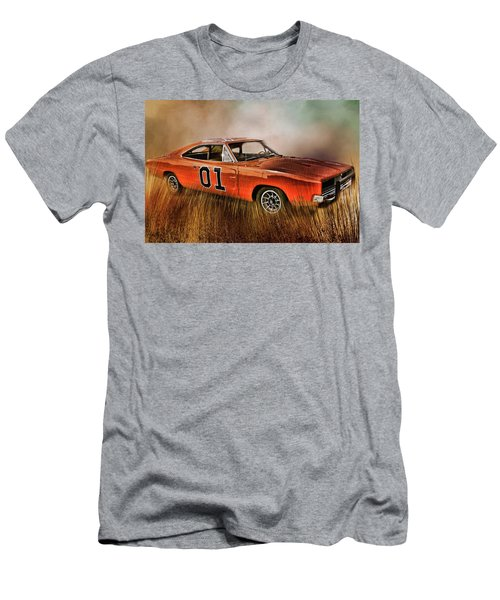 General Lee Men's T-Shirt (Athletic Fit)
