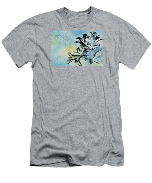 Gentle Blooms Men's T-Shirt (Athletic Fit)