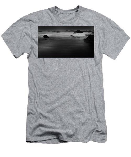 Gentle Surge Men's T-Shirt (Athletic Fit)