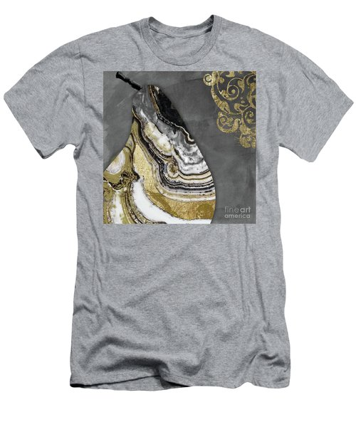 Geode Pear Men's T-Shirt (Athletic Fit)