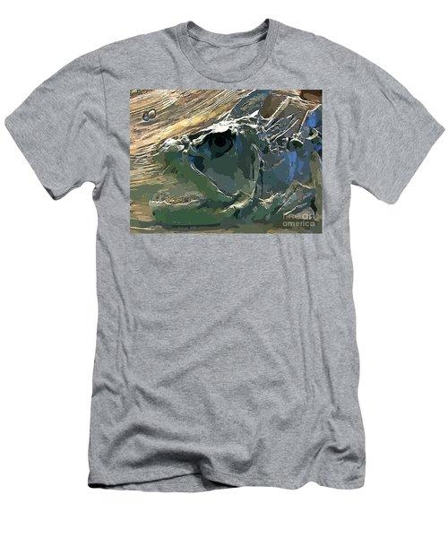 Geologic Layers Six Men's T-Shirt (Athletic Fit)