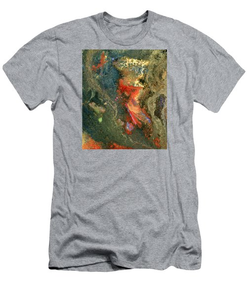 Geology-volcanic Men's T-Shirt (Athletic Fit)