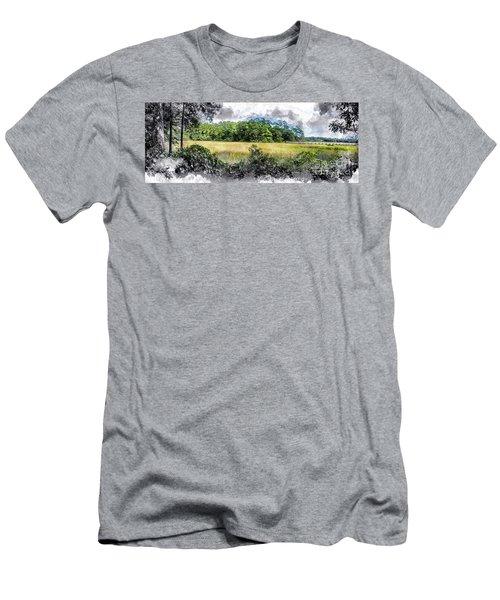 George Washington Trail Men's T-Shirt (Athletic Fit)