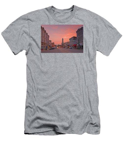 Georgetown Kentucky Men's T-Shirt (Slim Fit) by Ulrich Burkhalter