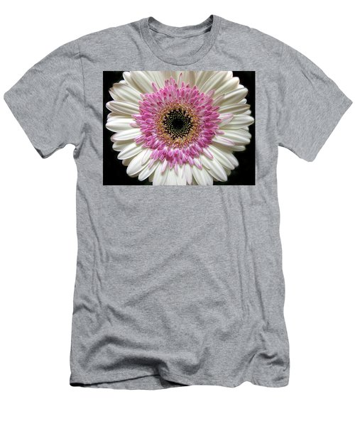 Gerbera Petals Men's T-Shirt (Athletic Fit)