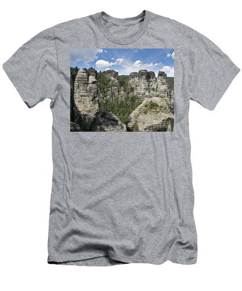 Germany Landscape Men's T-Shirt (Athletic Fit)