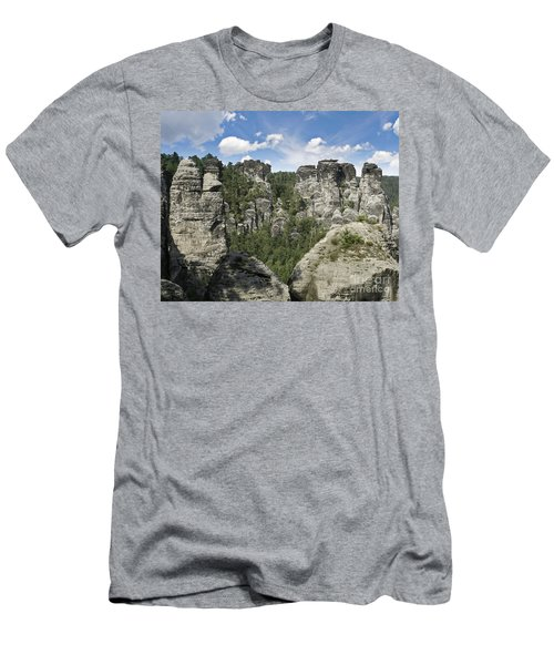 Germany Landscape Men's T-Shirt (Athletic Fit)