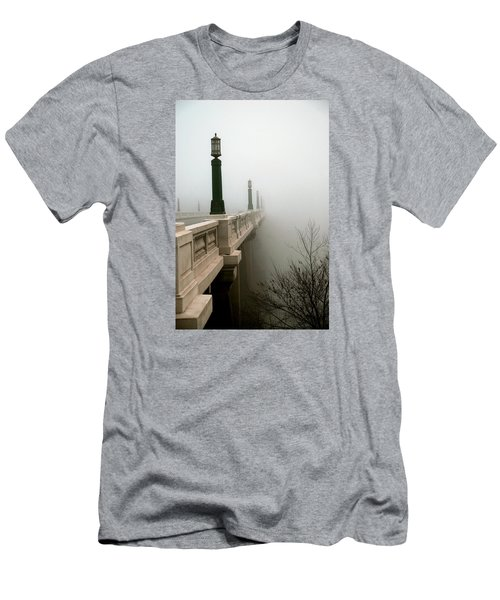 Gervais Street Bridge Men's T-Shirt (Athletic Fit)