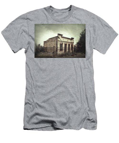Ghost Cottage Men's T-Shirt (Athletic Fit)