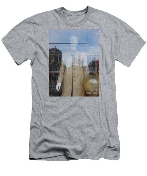 Ghost Prince Of Bangalore Men's T-Shirt (Athletic Fit)