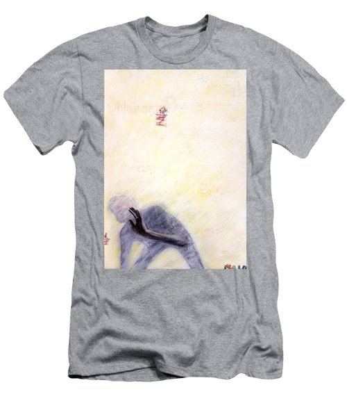 Ghosts In My Machine Men's T-Shirt (Athletic Fit)