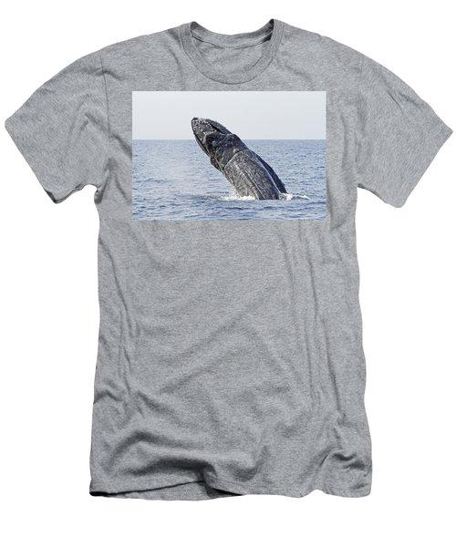 Giant Breach Men's T-Shirt (Slim Fit) by Shoal Hollingsworth