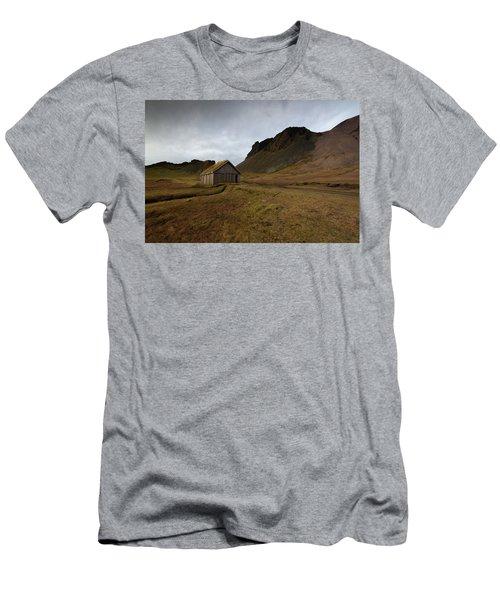 Give Me Shelter Men's T-Shirt (Athletic Fit)