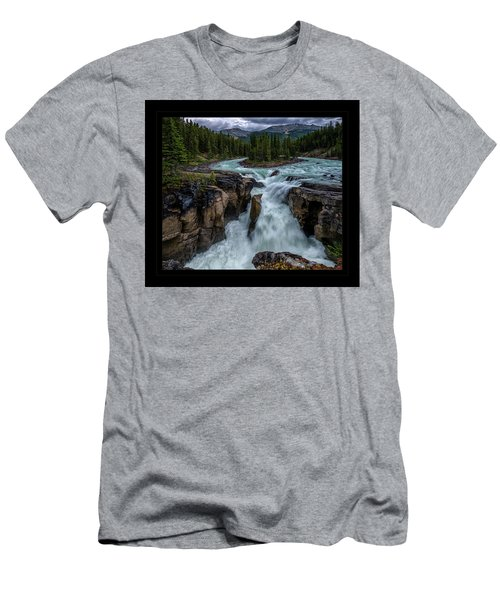 Glacier Falls Men's T-Shirt (Athletic Fit)