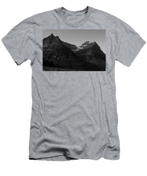 Glacier National Park 2 Men's T-Shirt (Athletic Fit)