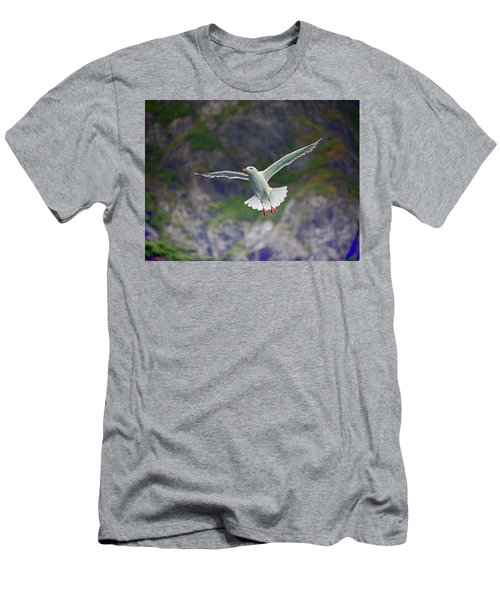 Glaucous-winged Gull Men's T-Shirt (Athletic Fit)