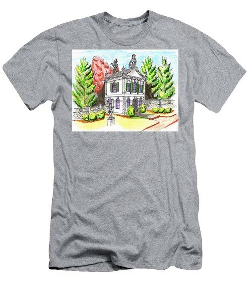 Glen Magna Farms- Derby House 2 Men's T-Shirt (Athletic Fit)