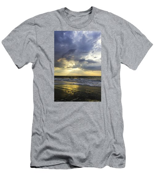 Glorious Beginning Men's T-Shirt (Slim Fit) by Elizabeth Eldridge