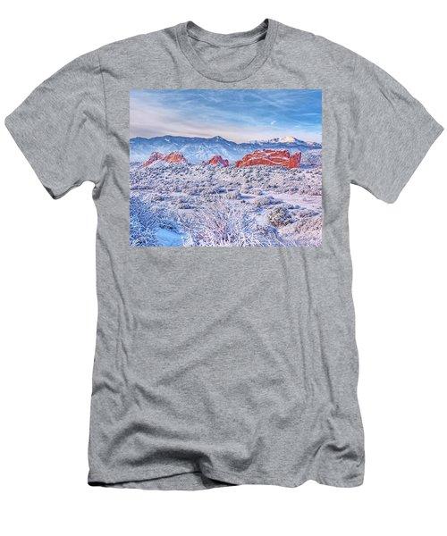 Glorious Garden Men's T-Shirt (Slim Fit) by Diane Alexander