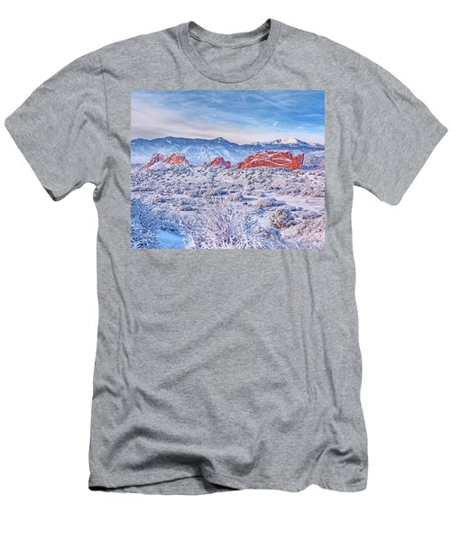 Glorious Garden Men's T-Shirt (Athletic Fit)