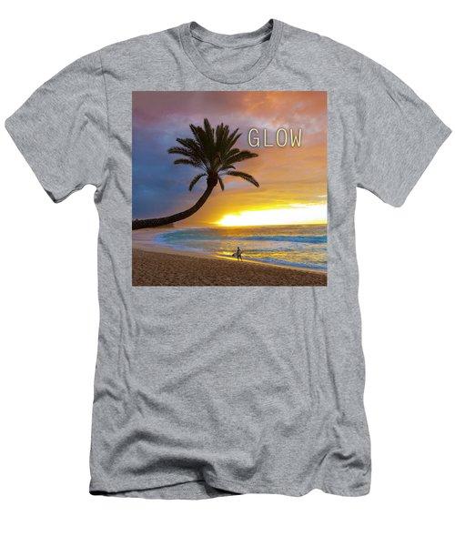 Glow. Men's T-Shirt (Athletic Fit)