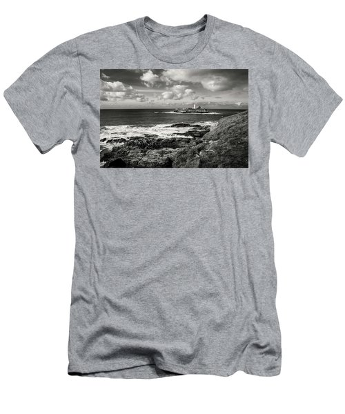 Godrevy Lighthouse 1 Men's T-Shirt (Athletic Fit)